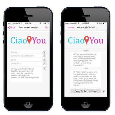 Ciao You App