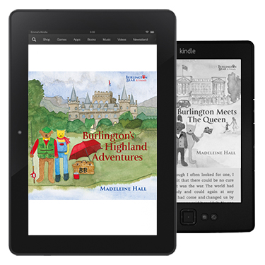 Burlington Bear eBook