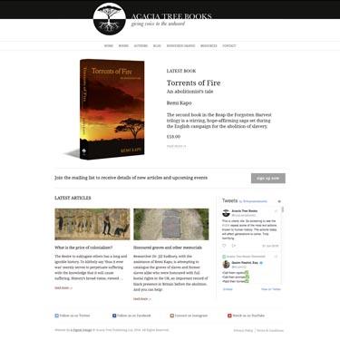 Acacia Tree Books