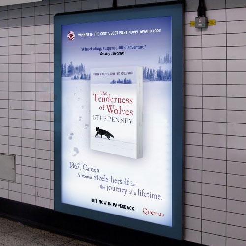 Tenderness of Wolves 4 Sheet Underground Poster